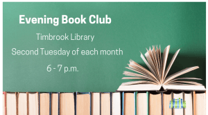 Evening Book Club -- Timbrook @ Timbrook Library | Lynchburg | Virginia | United States