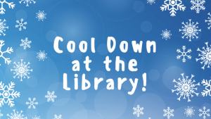 Cool Down at the Library - Altavista @ Staunton River Memorial Library | Altavista | Virginia | United States