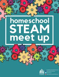 Homeschool STEAM Meet Up - Rustburg @ Rustburg Library | Rustburg | Virginia | United States