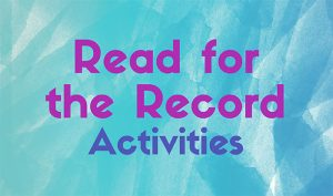 Read for the Record - Altavista @ Staunton River Memorial Library | Altavista | Virginia | United States
