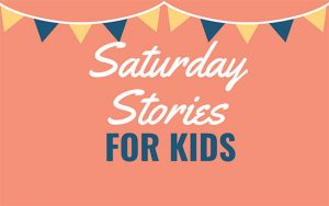 Saturday Stories - Timbrook @ Timbrook Library | Lynchburg | Virginia | United States