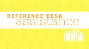 Reference Desk Assistance - Altavista @ Staunton River Memorial Library | Altavista | Virginia | United States