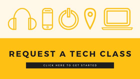 Request a Tech Class