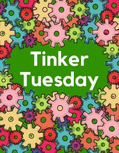 Tinker Tuesday - Brookneal @ Patrick Henry Memorial Library