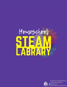 Homeschool STEAM Labrary - Rustburg @ Rustburg Library