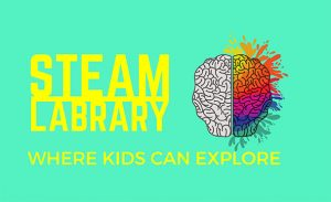 STEAM Labrary - Timbrook @ Timbrook Library