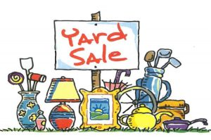"""""""Little Bit of Everything Sale"""" - Brookneal @ Patrick Henry Memorial Library"""