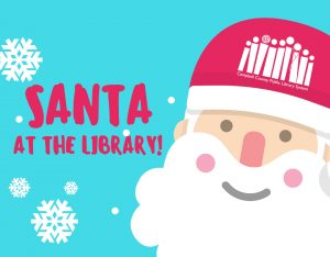 Santa at the Library - Timbrook @ Timbrook Library