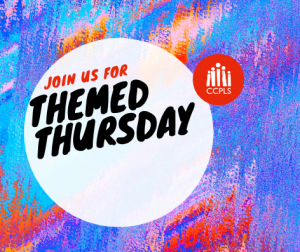 Themed Thursday - Rustburg @ Rustburg Library
