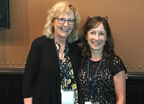 Lynne Wheeler Receives Award for Outstanding Literacy Program Director