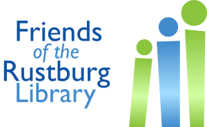 graphic logo Friends of the Rustburg Library