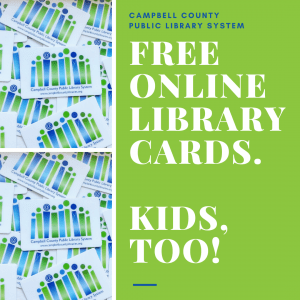 Library Cards For Students