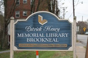 Brookneal sign image