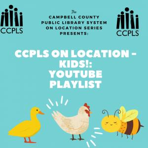 CCPLS On Location Videos