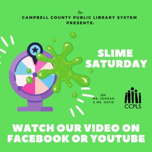 Slime Saturday Video