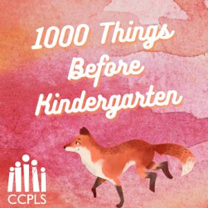 1000 Things Before Kindergarten