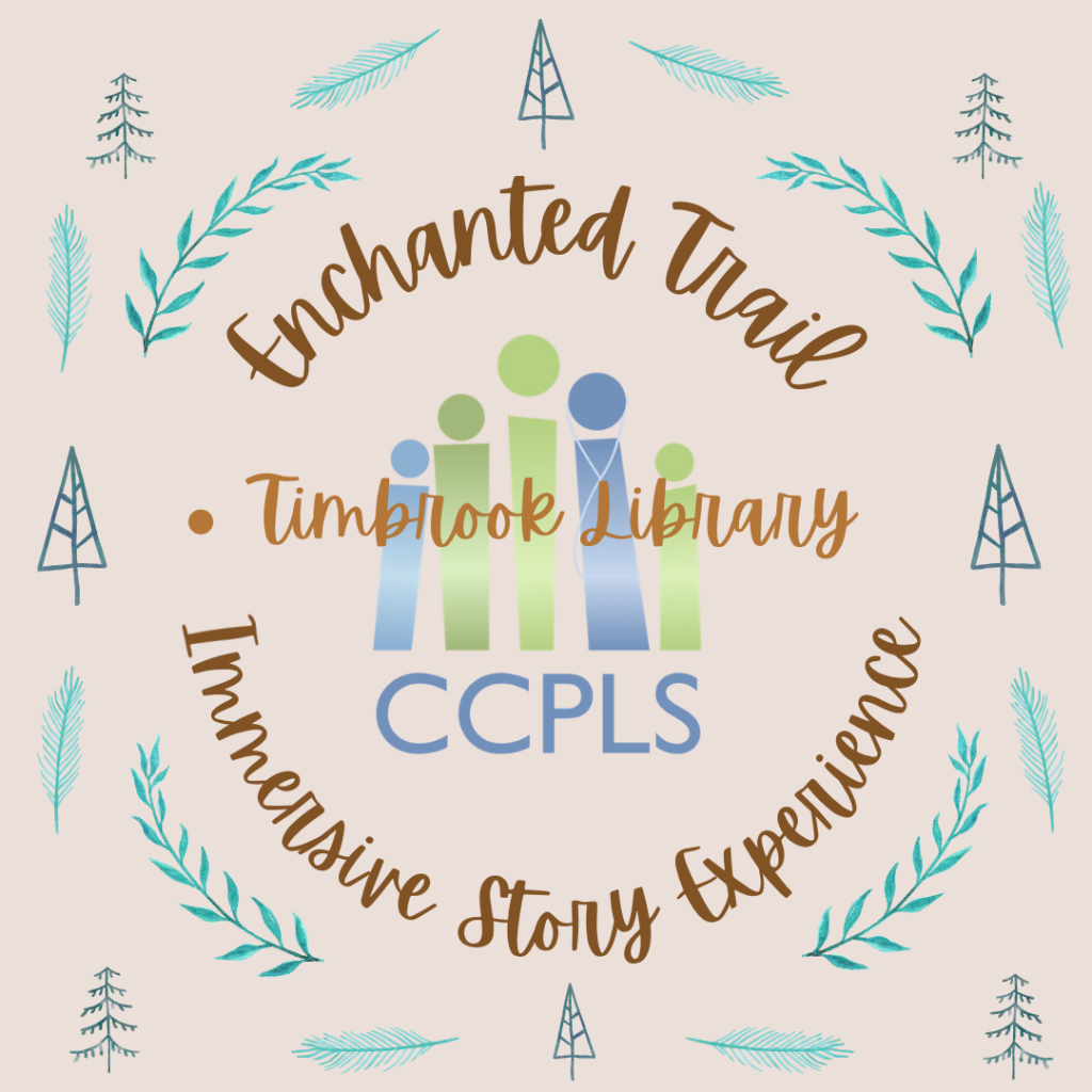 Enchanted Trail-Immersive Story Experience- Timbrook Library