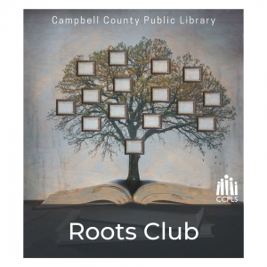 graphic promoting Roots Club