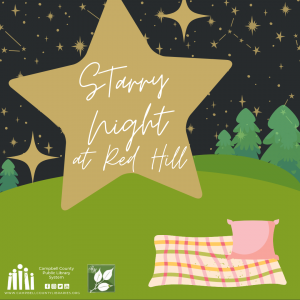 Starry Night at Red Hill