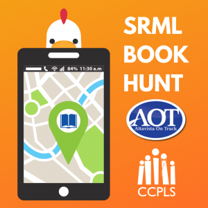 SRML- Altavista Library Book Hunt Map