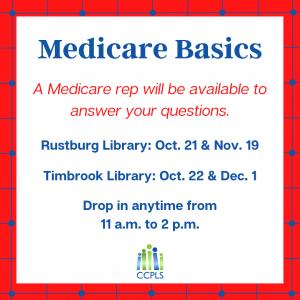 Medicare Basics - Rustburg @ Rustburg Library