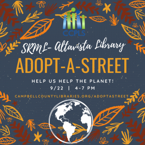 Adopt-A-Street - Altavista @ Staunton River Memorial Library