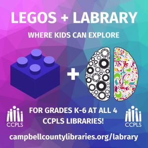 Outdoor Legos + Labrary - Timbrook @ Timbrook Library