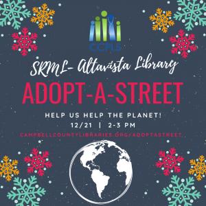 SRML-Altavista Library Adopt-A-Street