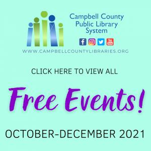 Free Event Flyer October-December 2021
