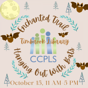 Enchanted Trail: Hanging Out With Bats - Timbrook @ Timbrook Library
